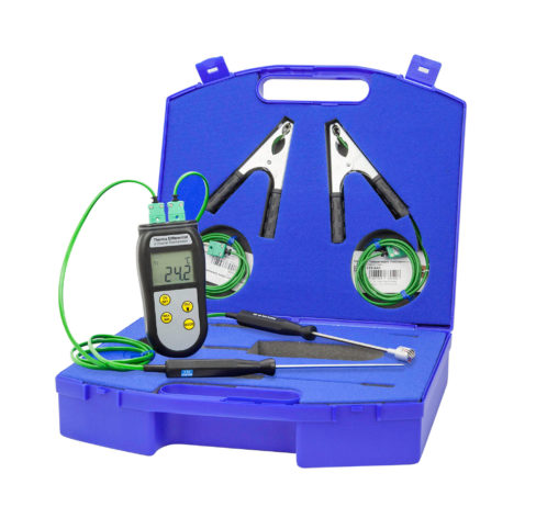 hvac thermometer kit