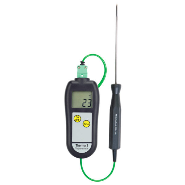 therma 3 industrial thermometer